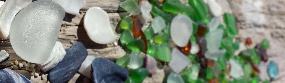 seaglass into focus